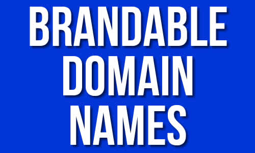 Brandable Domain Names Delas